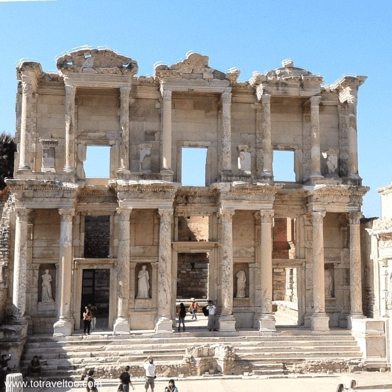 Celcus Library Ephesus