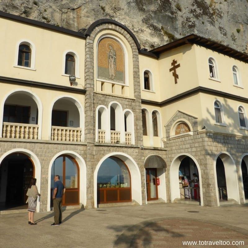 North Montenegro Ostrog Monastery