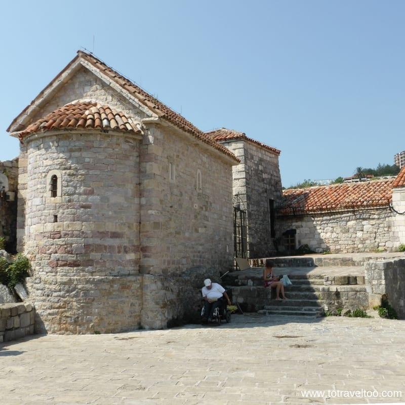 Church of St Sava the Anointed Budva