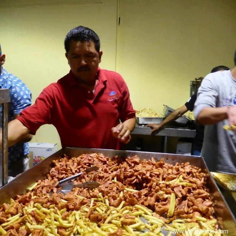 Street Food Tlaquepaque Mexico