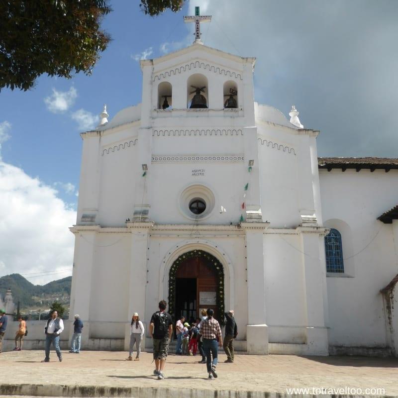 Chamula and Zinacantan Chiapas Mexico