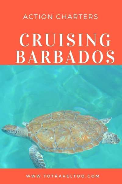 Cruising Barbados with Action Charters