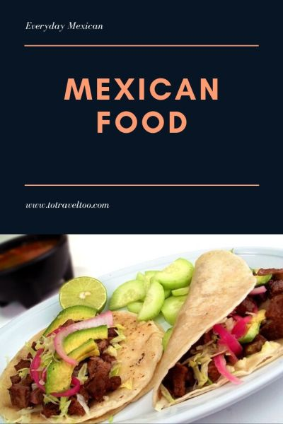 Mexican Food in the Yucatan
