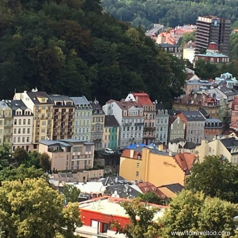 Spa Resorts of the Czech Republic