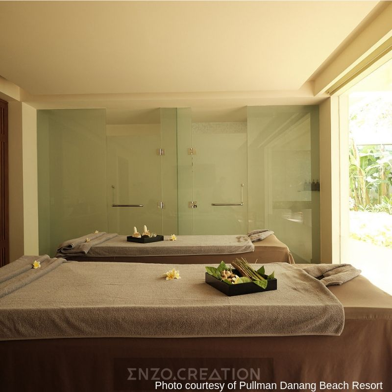 The Nang Spa - luxury escape in Vietnam