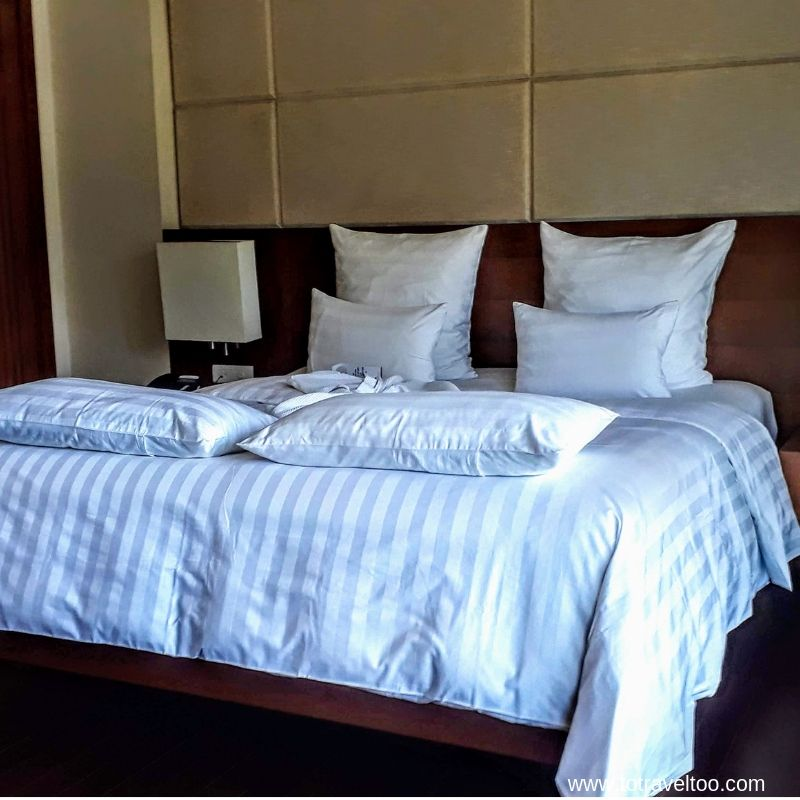Luxury Escape Vietnam - the Cottage Bedroom - luxury escape in Vietnam