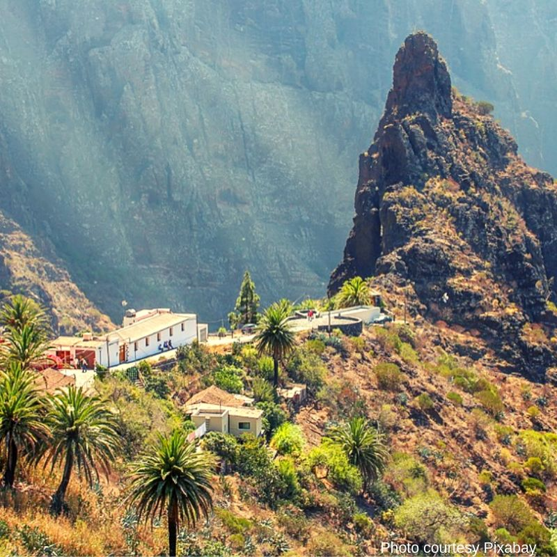 Masca The Most Beautiful Places to Visit in Tenerife