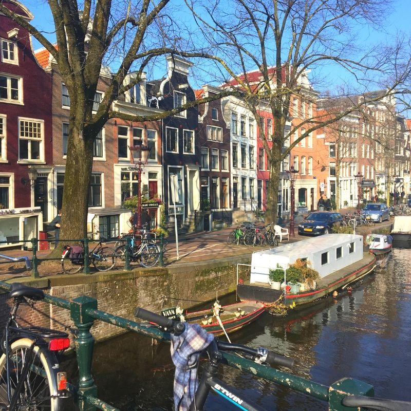 Amsterdam's Streets