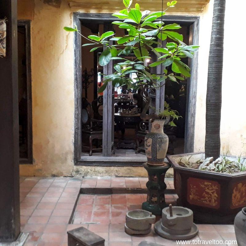 Inside Hanoi Ancient House