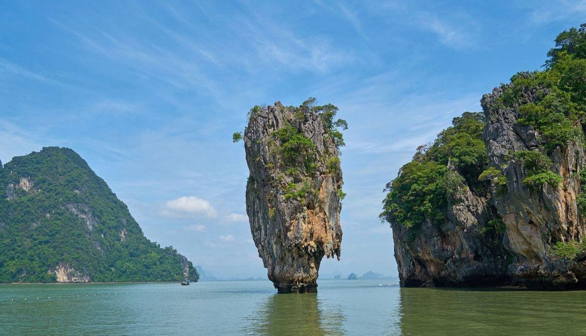 Exploring Asia James Bond Island