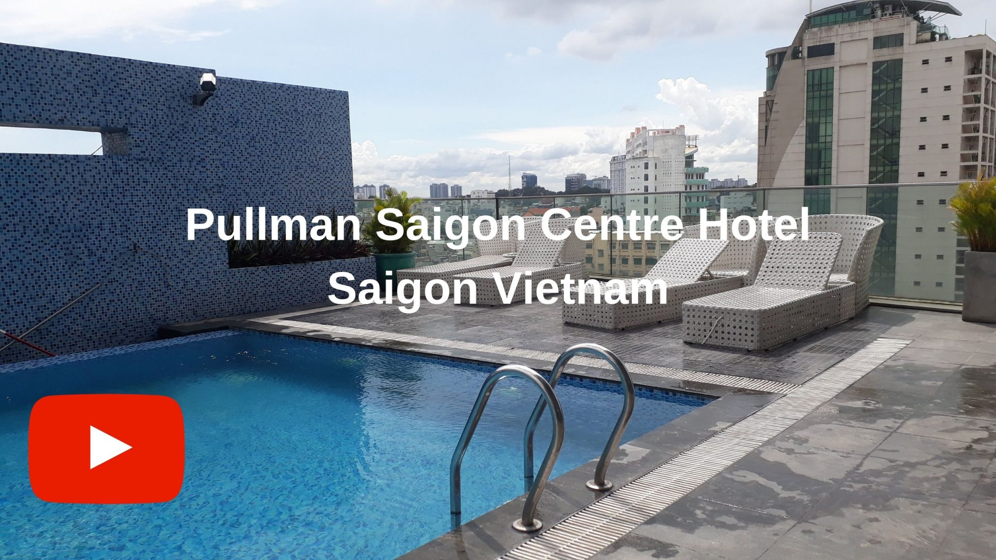 5 Days In Saigon Staying At The Pullman Saigon Centre Hotel