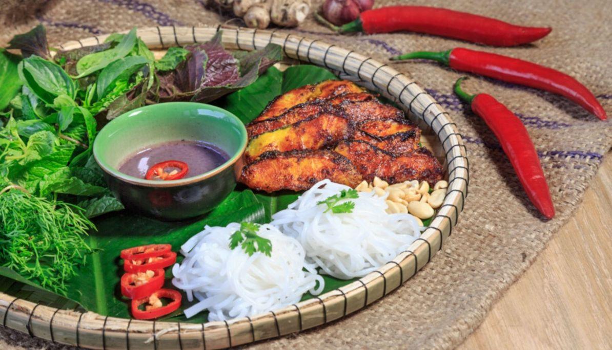 Local vietnamese cuisine at Spice Viet