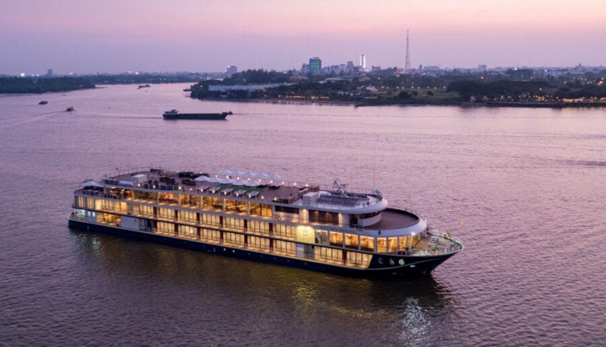 Victoria Mekong Cruise