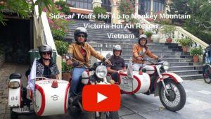 Youtube video sidecar tour to Monkey Mountain