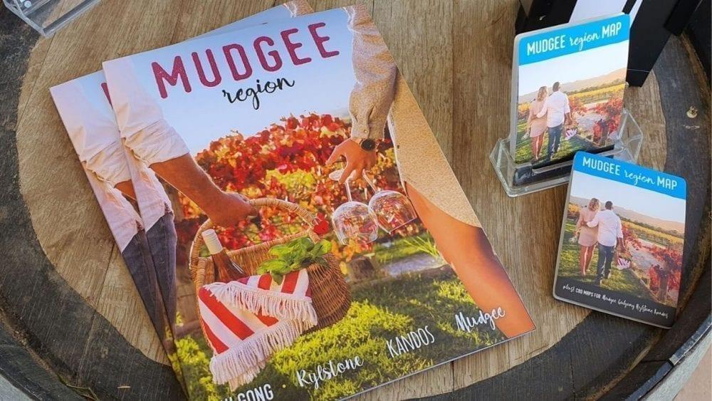 Mudgee Region Brochures
