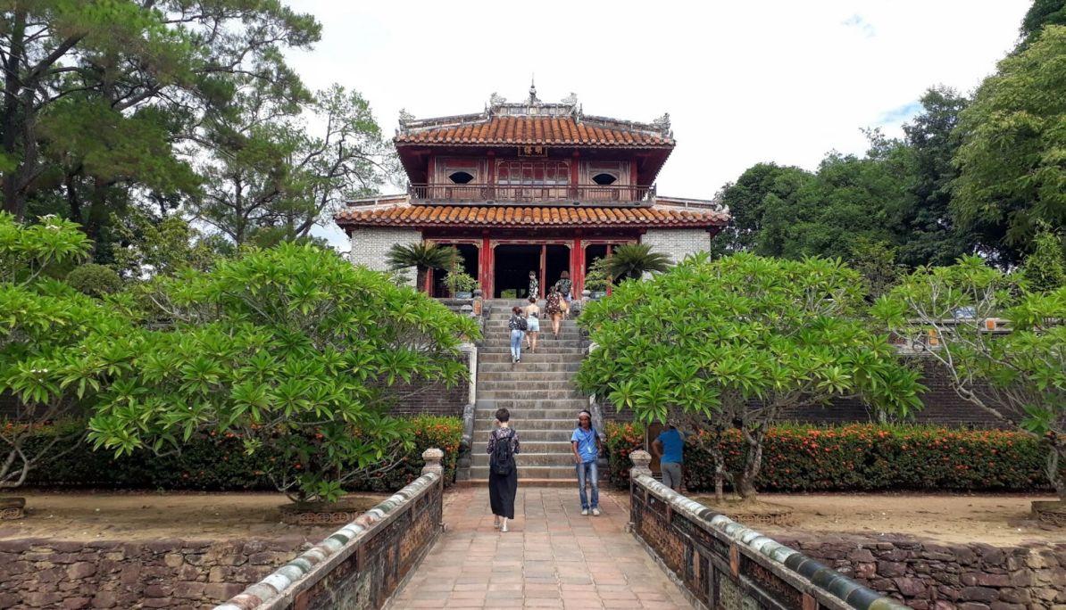 Minh Mang Tomb Complex