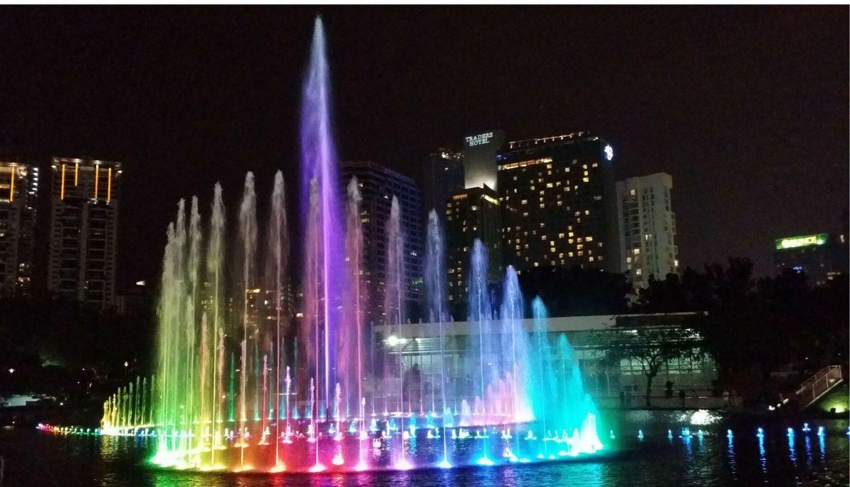 KLCC Fountain