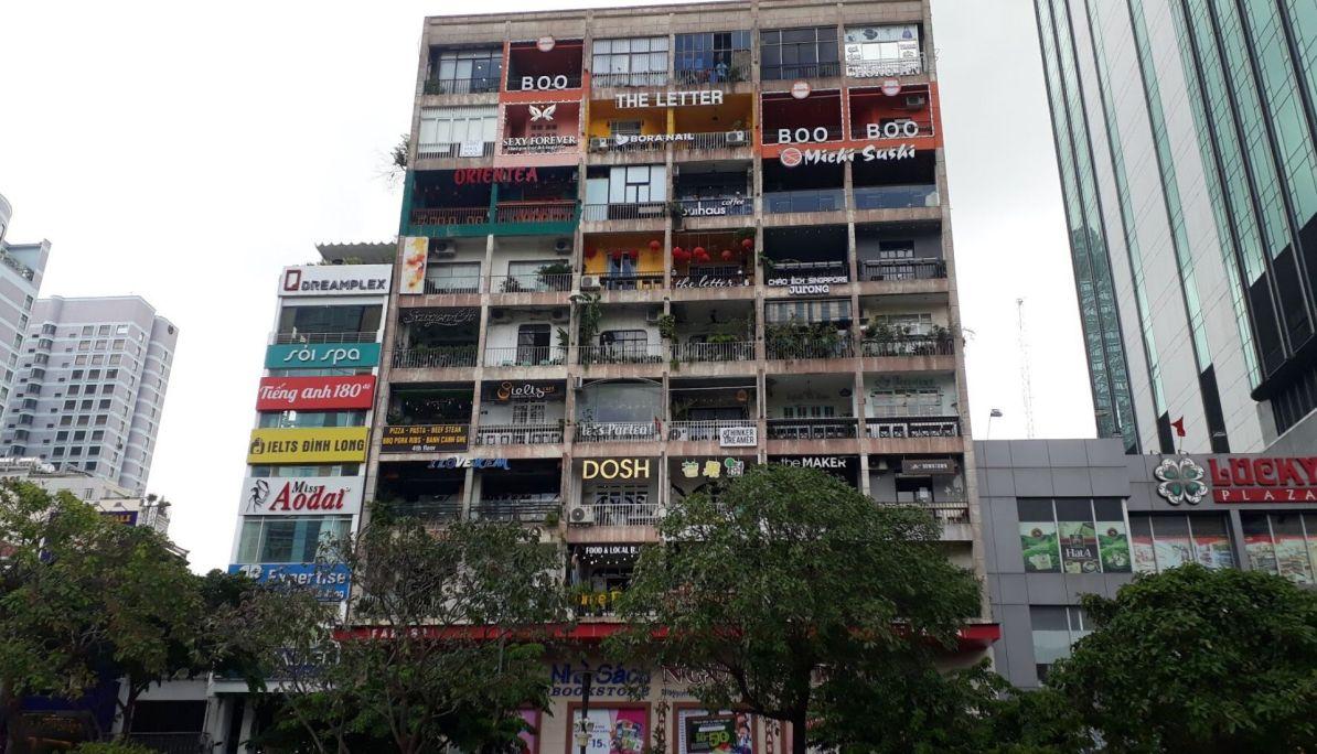 Cafe Apartments Ho Chi Minh City