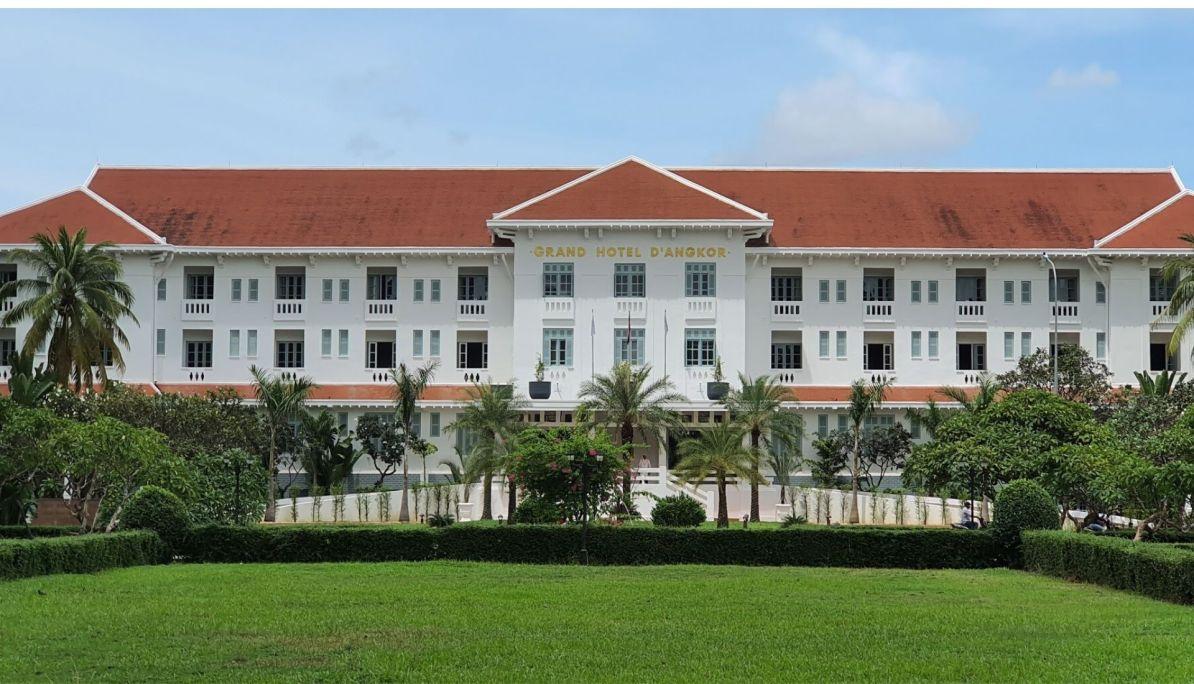 Raffles Hotel Siem Reap