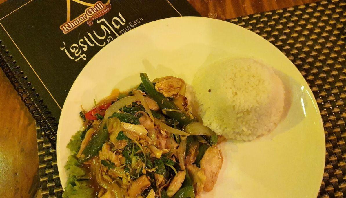 Khmer Grill