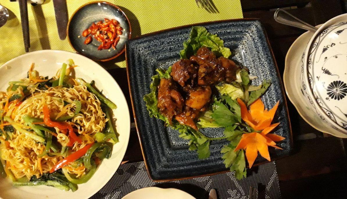 Bo Luong Restaurant Mai Chau