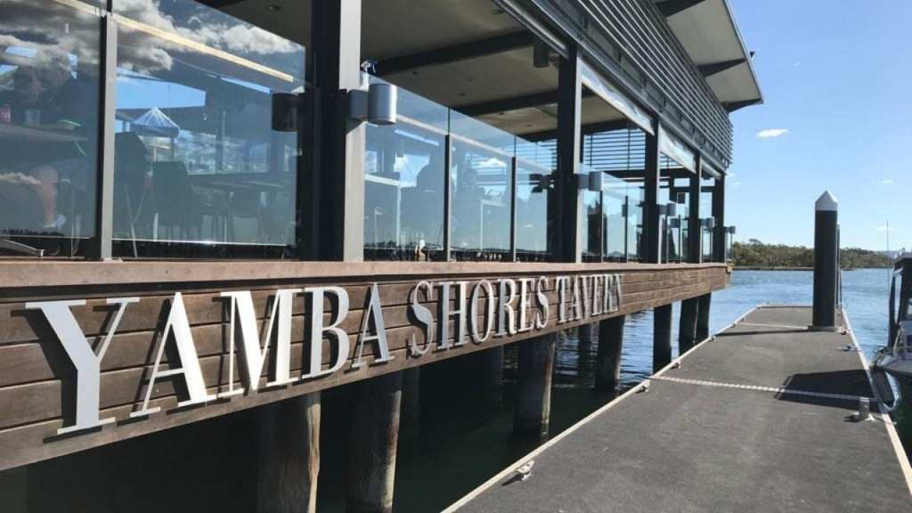 Dine at the Yamba Shores Tavern