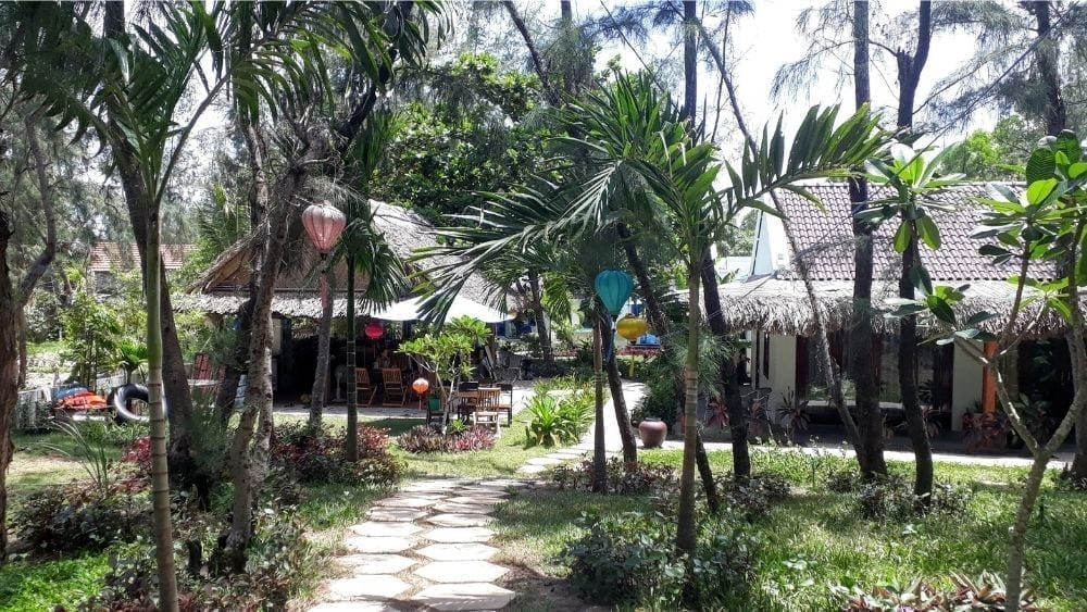 Hoi An Blue Seaside Homestay