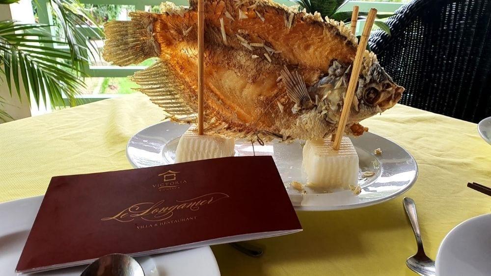 Le Loganier Restaurant Cai Be