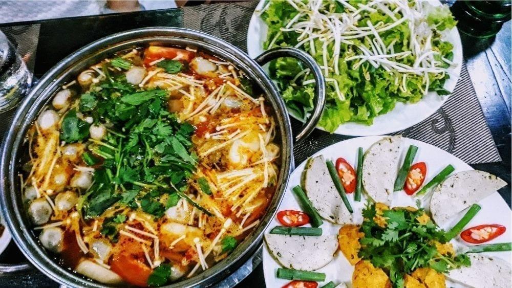 San May Restaurant Hue