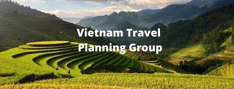 Vietnam travel planning