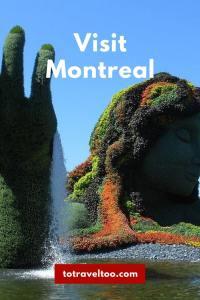 Visiting Montreal