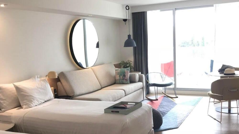 QT Bondi Hotel Bedroom