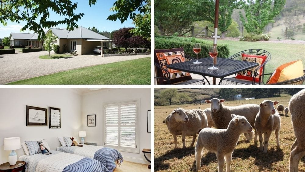 Farmstay Exeter