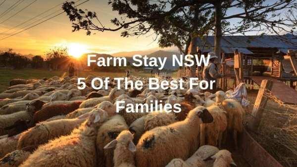 Farmstay NSW