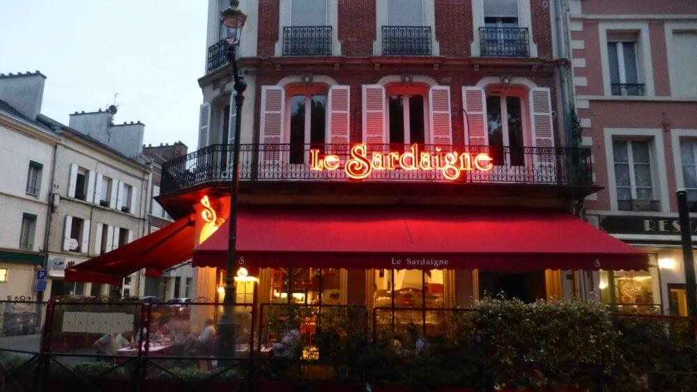Le Sardaigne Restaurant Epernay