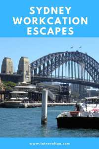 Pinterest Sydney Workcation Escapes