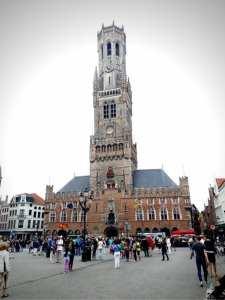 Belfry Tower Bruges