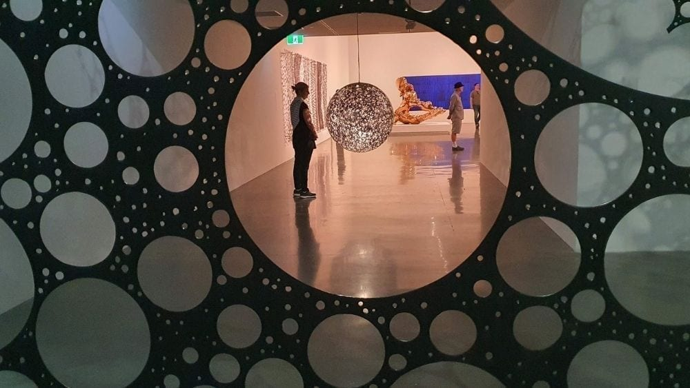 Linda Lee Exhibition at the Museum of Contemporary Art The Rocks