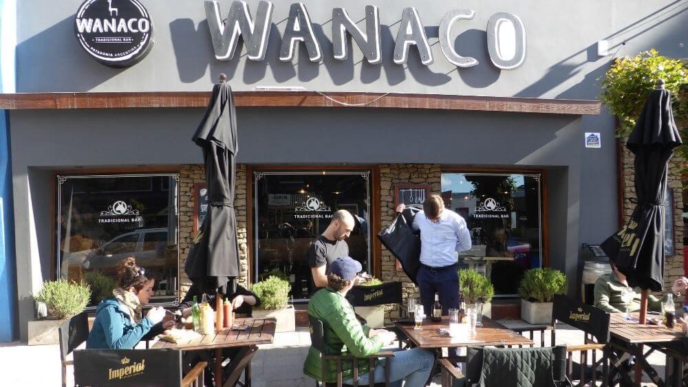 Wana Co Restaurant El Calafate