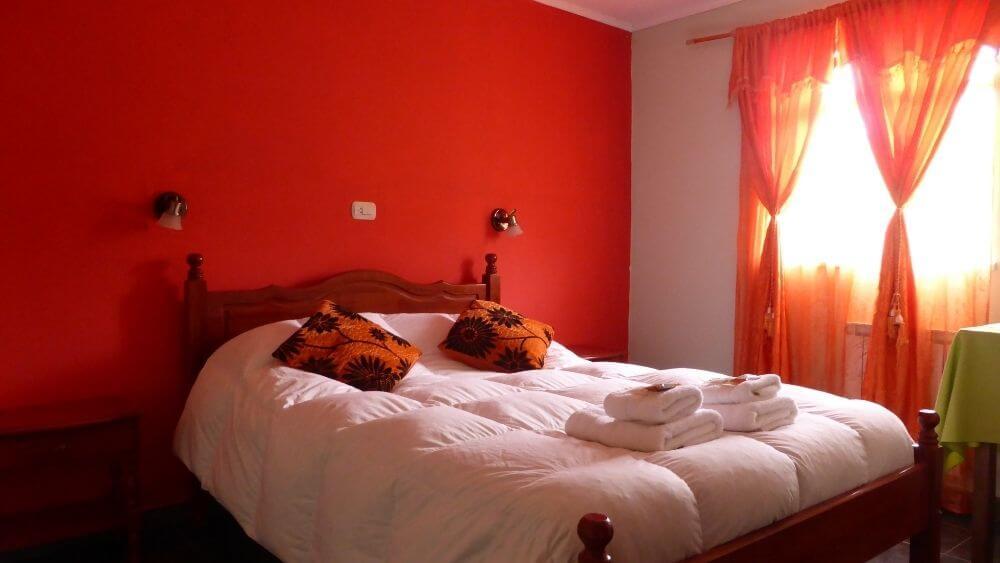 Hosteria Los Nires Bedroom