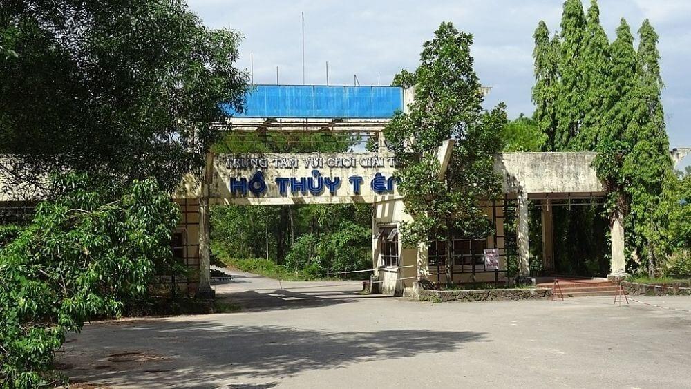 Thuy Tien Water Park Hue