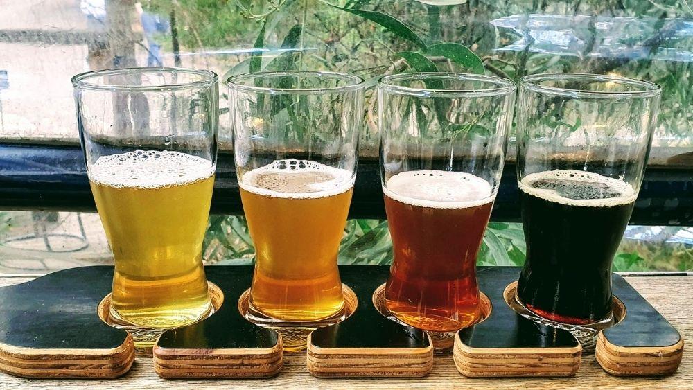 Craft Beer on Bruny Island