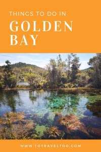 Pinterest Golden Bay