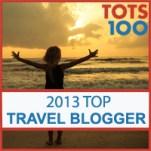 Tots100 Top Travel Blogs