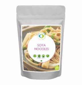 Soya Noodles for the family