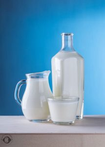 Milk for baby healthy weight gain