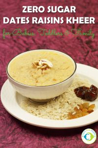 DESSERTS RECIPES - THIS FESTIVE SEASON for Babies, Kids, Toddlers & Family
