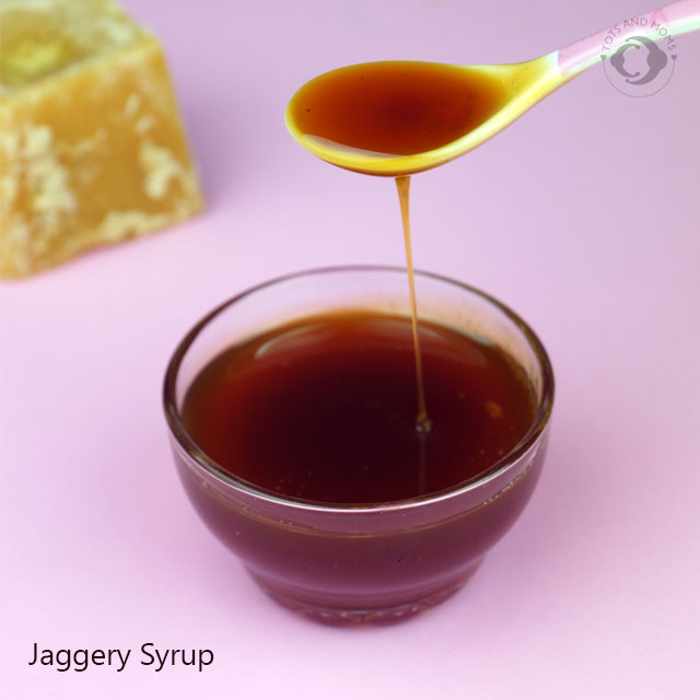 Can I give my baby Jaggery? Jaggery Syrup Recipe for Babies kannada hindi