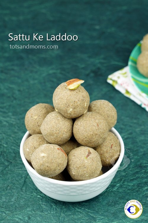 Sattu ke Laddoo | Protein Rich Multigrain Laddu for Babies, Toddlers & Kids recipe in kannada hindi multigrain laddu
