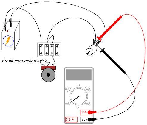 Ac Ammeter Wiring Diagram Ammeter Shunt Wiring Wiring